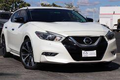 2017_Nissan_Maxima_SR_ Roseville CA