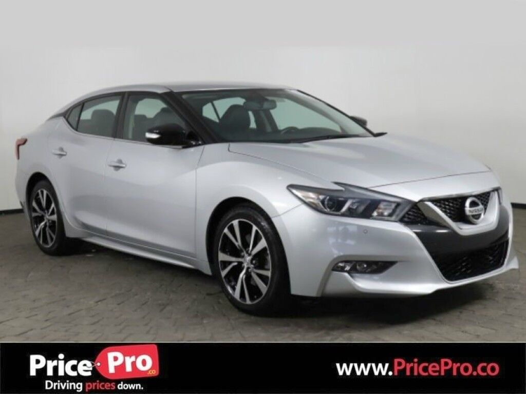 2017 Nissan Maxima SV 3.5L V6 w/Nav/Heated Leather Maumee OH