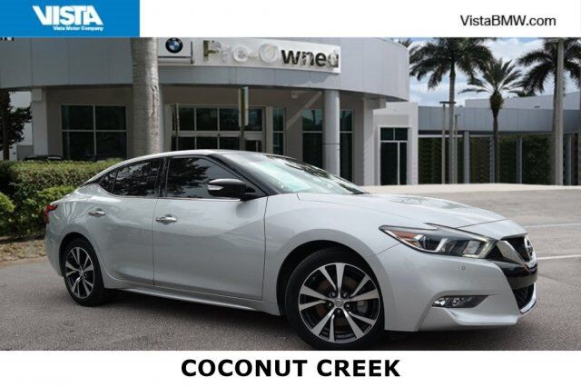 2017 Nissan Maxima SV Coconut Creek FL