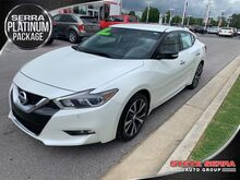 2017_Nissan_Maxima_SV_ Decatur AL