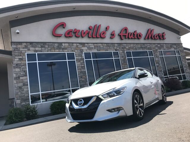 2017 Nissan Maxima SV Grand Junction CO
