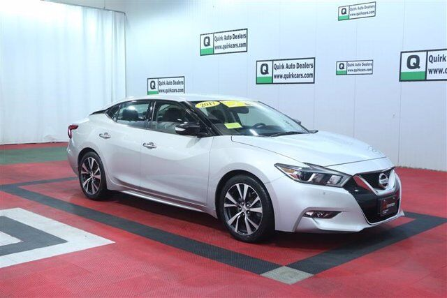 2017 Nissan Maxima SV Quincy MA