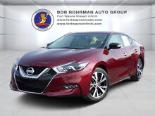 2017_Nissan_Maxima_SV With Navigation_ Fort Wayne IN