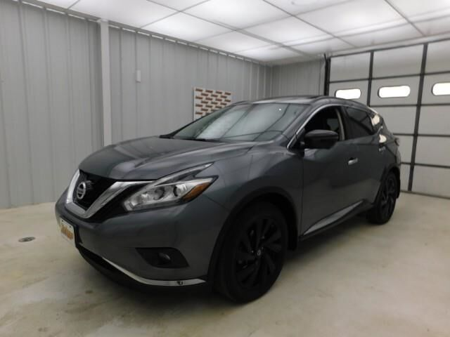 2017 Nissan Murano 2017.5 AWD Platinum Manhattan KS