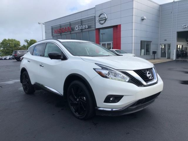 2017 Nissan Murano 2017.5 AWD Platinum Richmond KY ...