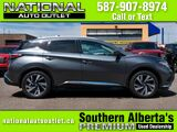 2017 Nissan Murano PLATINUM - CLEAN CARFAX- NAVIGATION -SUN ROOF- AWD Lethbridge AB