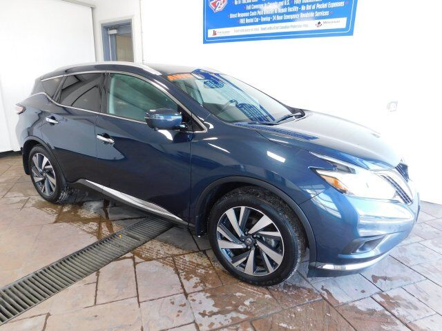 2017 Nissan Murano PLATINUM *AWD* LEATHER SUNROOF Listowel ON