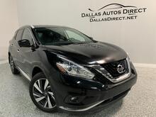 2017_Nissan_Murano_Platinum_ Carrollton  TX