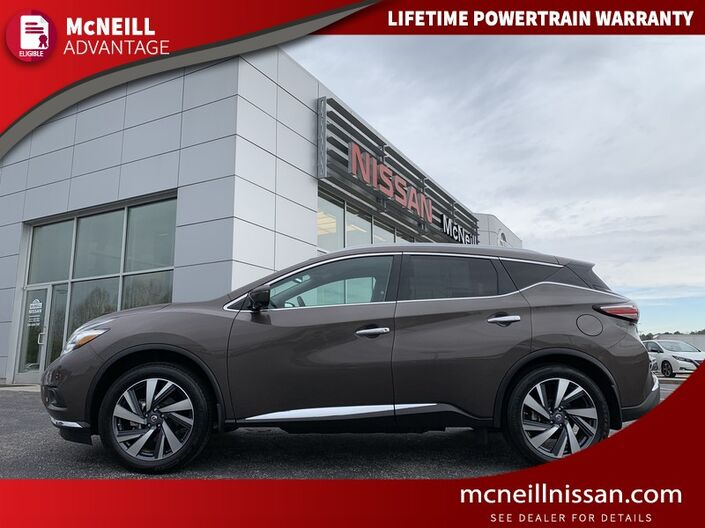 2017 Nissan Murano Platinum High Point NC