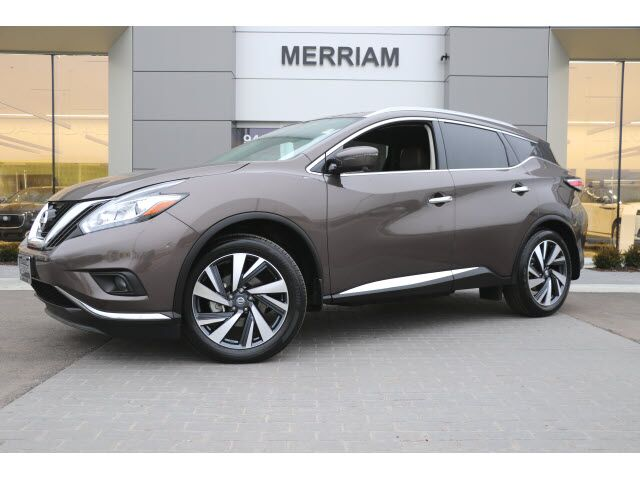2017 Nissan Murano Platinum Kansas City KS