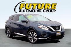 2017_Nissan_Murano_Platinum_ Roseville CA
