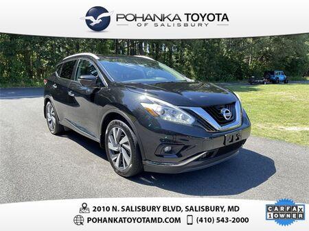 2017_Nissan_Murano_Platinum_ Salisbury MD