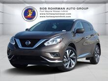 2017_Nissan_Murano_Platinum_ Fort Wayne IN