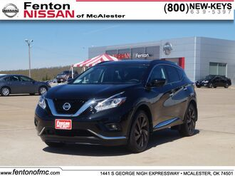 2017_Nissan_Murano_Platinum_ McAlester OK