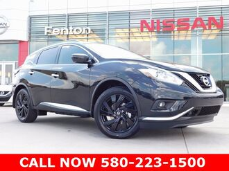 2017_Nissan_Murano_Platinum_ Ardmore OK