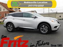 2017_Nissan_Murano_S_ Fishers IN