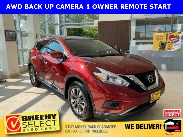 2017 Nissan Murano S Chantilly VA