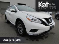 Nissan Murano S, Heated Seats, Back-Up Camera, Navigation 2017