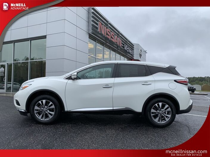 2017 Nissan Murano S High Point NC