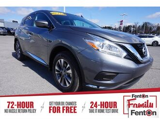 2017_Nissan_Murano_S_ Knoxville TN