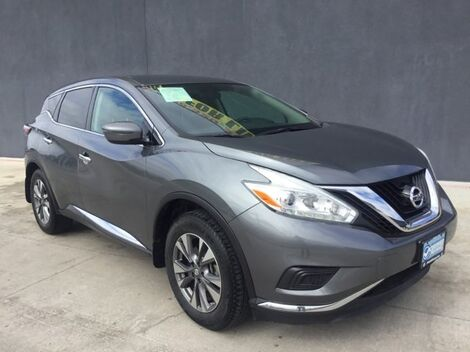 2017_Nissan_Murano_S_ Mission TX