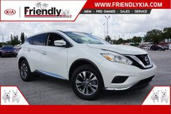 2017_Nissan_Murano_S_ New Port Richey FL