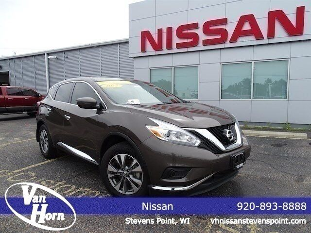 2017 Nissan Murano S Plymouth WI