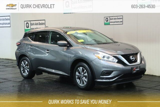 2017 Nissan Murano S Manchester NH