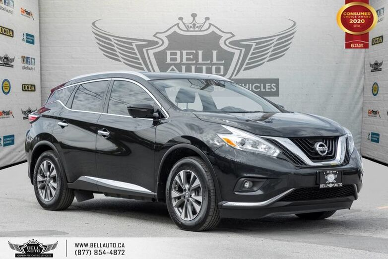2017 Nissan Murano SL, AWD, NO ACCIDENT, NAVI, 360 CAM, BLIND SPOT Toronto ON