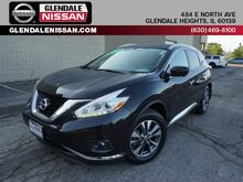 2017_Nissan_Murano_SL_ Glendale Heights IL