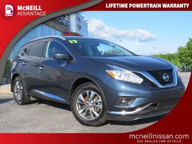2017 Nissan Murano SL High Point NC