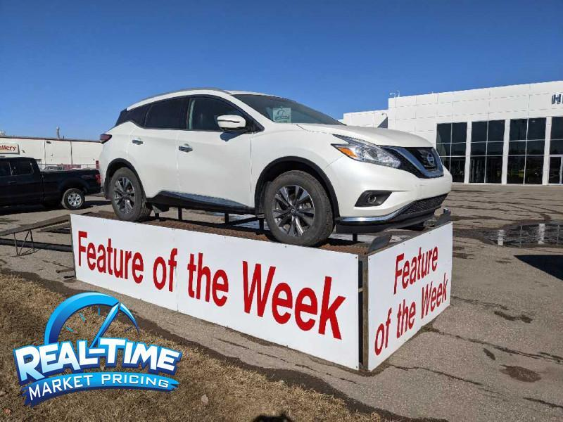 2017_Nissan_Murano_SL_ High River AB