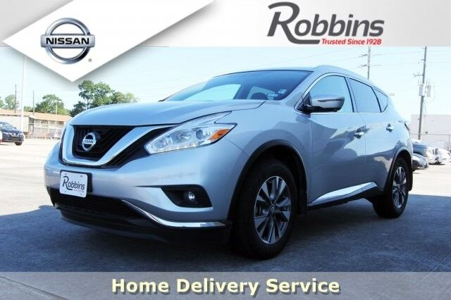 2017 Nissan Murano SL Houston TX