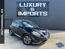 2017_Nissan_Murano_SL_ Leavenworth KS