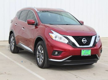 2017_Nissan_Murano_SL_ Longview TX