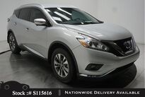 Nissan Murano SL NAV,CAM,HTD STS,BLIND SPOT,18IN WHLS 2017