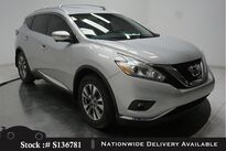 Nissan Murano SL NAV,CAM,HTD STS,BLIND SPOT,18IN WLS 2017