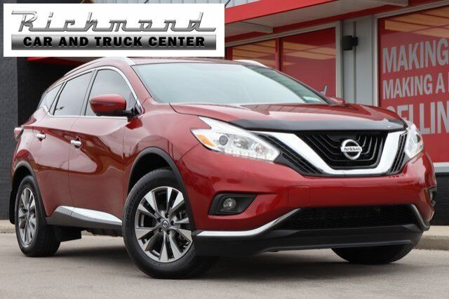 2017 Nissan Murano SL Richmond KY