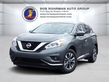 2017_Nissan_Murano_SL Technology Package AWD_ Fort Wayne IN