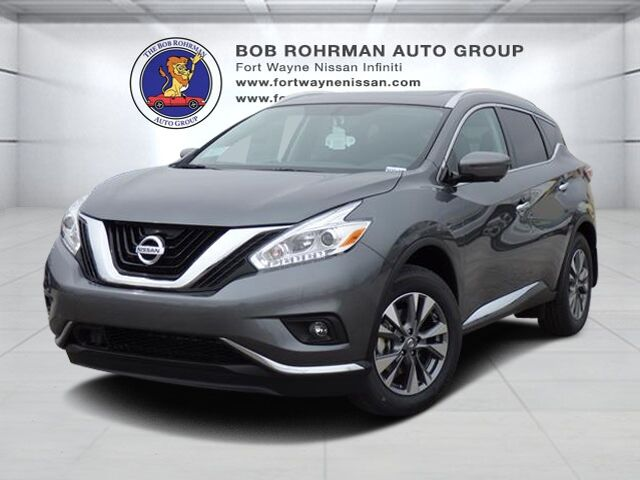 2017 Nissan Murano SL Technology Package AWD