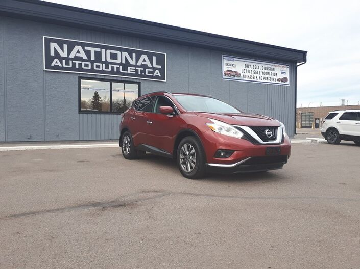 2017 Nissan Murano SV - AWD, MOON ROOF, NAVIGATION Lethbridge AB