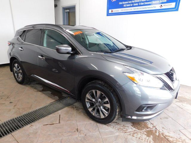 2017 Nissan Murano SV *AWD* SUNROOF Listowel ON