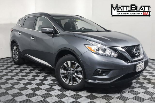 2017 Nissan Murano SV Egg Harbor Township NJ