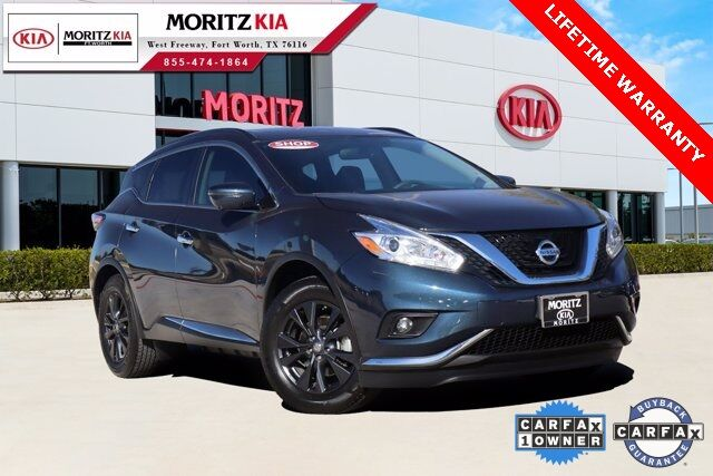 2017 Nissan Murano SV Fort Worth TX