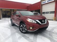 2017_Nissan_Murano_SV_ South Amboy NJ
