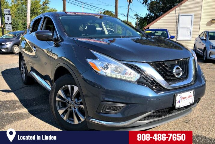 2017 Nissan Murano SV South Amboy NJ