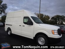 2017_Nissan_NV Cargo_NV2500 HD High Roof V6 S_ Elkhart IN