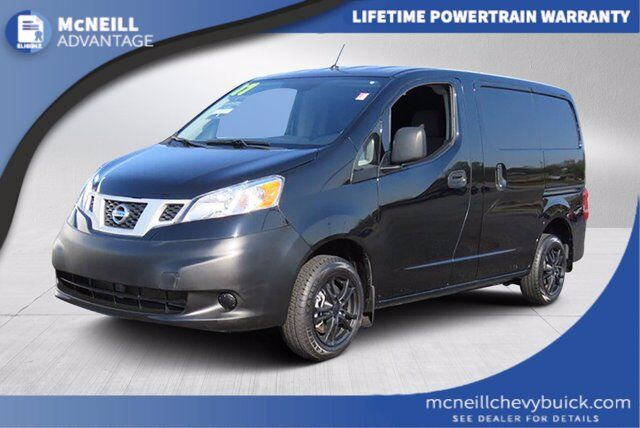 2017 Nissan NV200 Compact Cargo S High Point NC