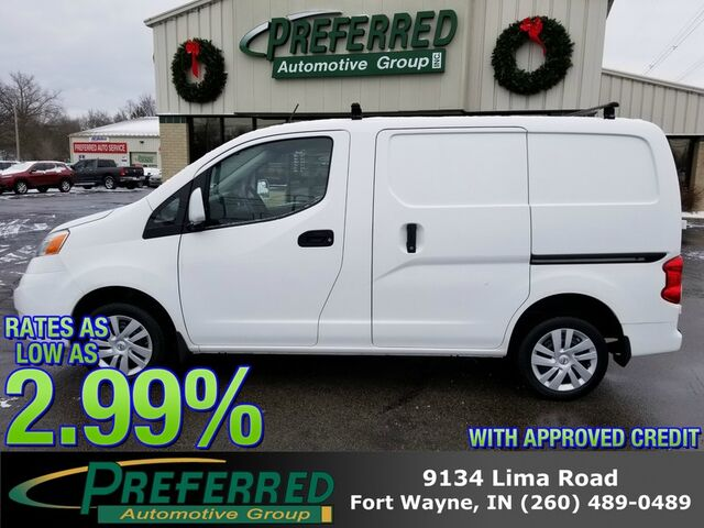 2017 Nissan NV200 Compact Cargo SV Fort Wayne Auburn and Kendallville IN