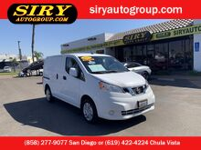 2017_Nissan_NV200 Compact Cargo_SV_ San Diego CA